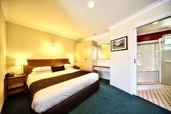 Best Western Stagecoach Motel: King Spa Room