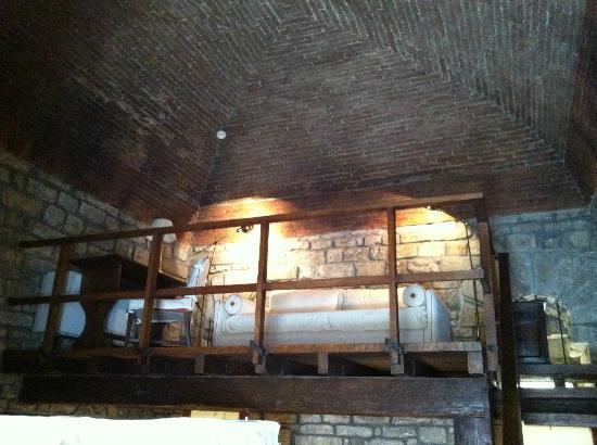 Soppalco e soffitto a botte picture of hotel lungarno florence