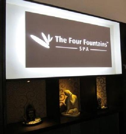 The Four Fountains Spa - Shakespeare Sarani