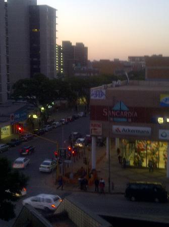 Southern Sun Pretoria: View