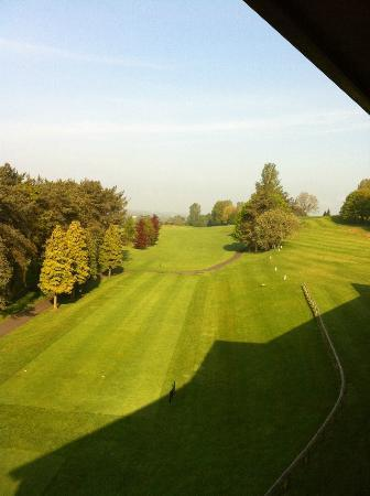 Macdonald Hill Valley Hotel, Golf & Spa: 1st tee