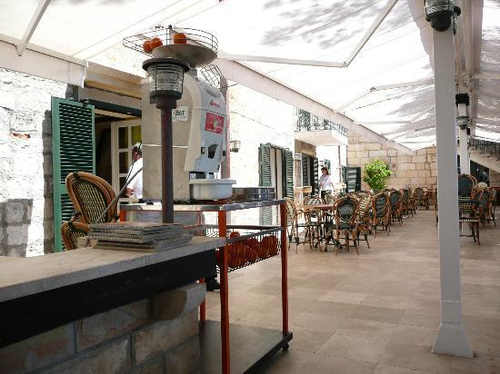 SENTIDO Kaktus Resort : pizzéria Topolino