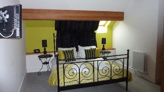 Hall Hills: Upstairs bedroom