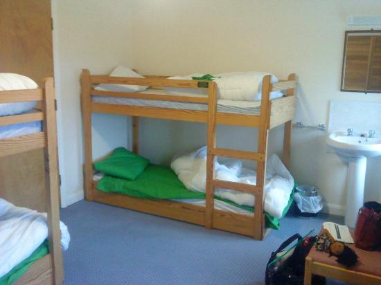 YHA Boswinger : Bunk bed