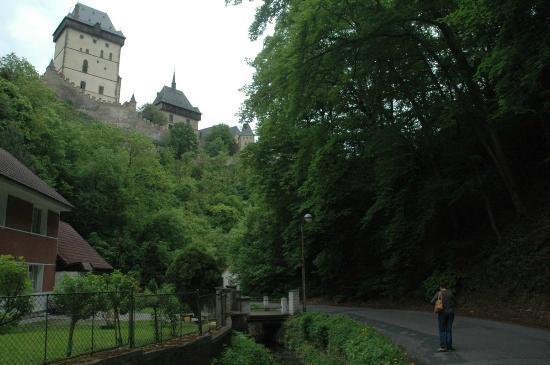 Castle Residence Praha: Karlstejn Castle