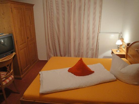 Landhotel & Restaurant Haringerhof: Single room