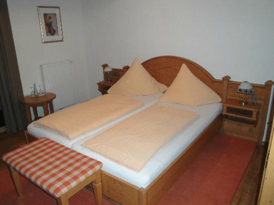 Landhotel & Restaurant Haringerhof: Double room