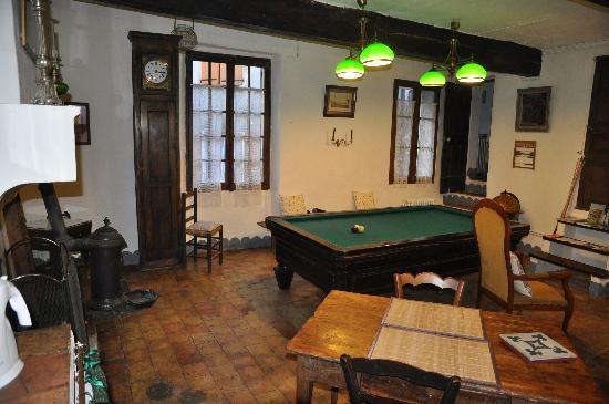 Chambre d'hôtes St Vincent de Paul : Séjour avec petit coin cuisine