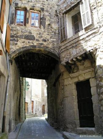 Chambre d'hôtes St Vincent de Paul : Notre maison en zone piétonne