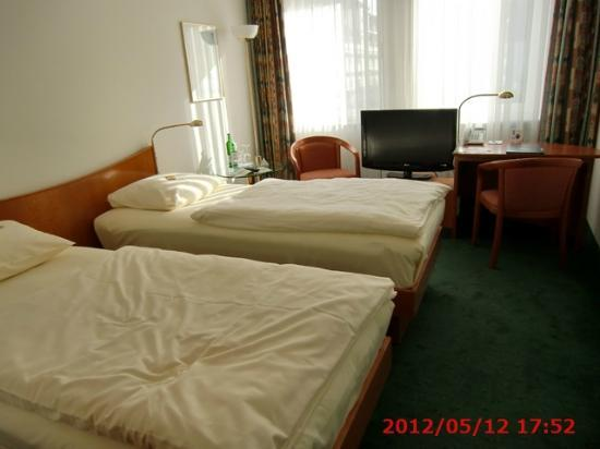 Airport Hotel Dresden: 室内