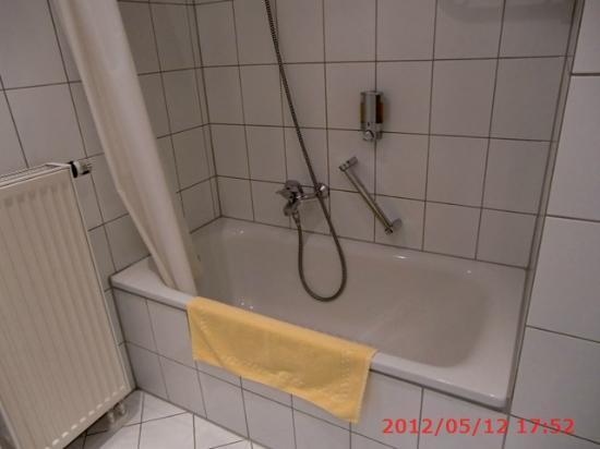 ホテル ドレスナー ハイデ, バスルーム