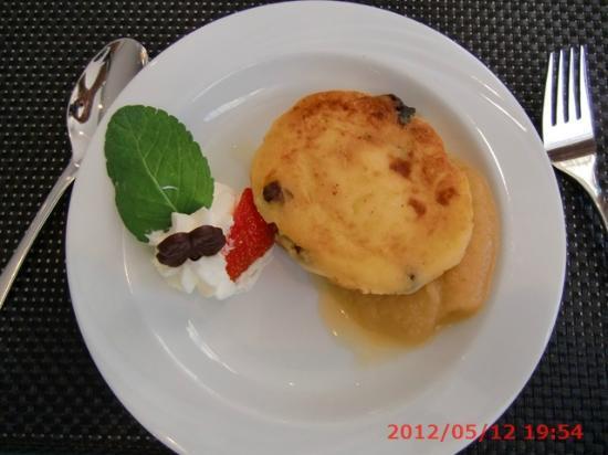 DORMERO Hotel Dresden Airport: 夕食