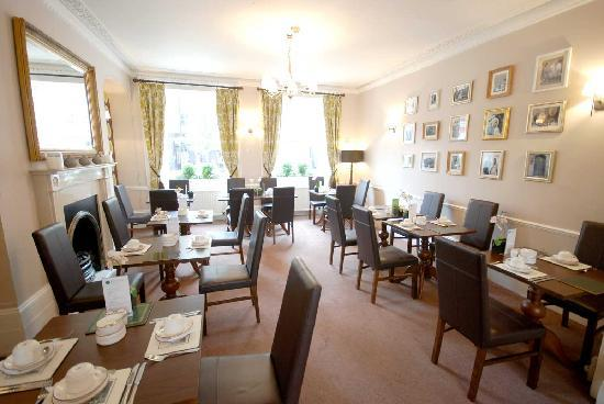 Lime Tree Hotel: Breakfast room