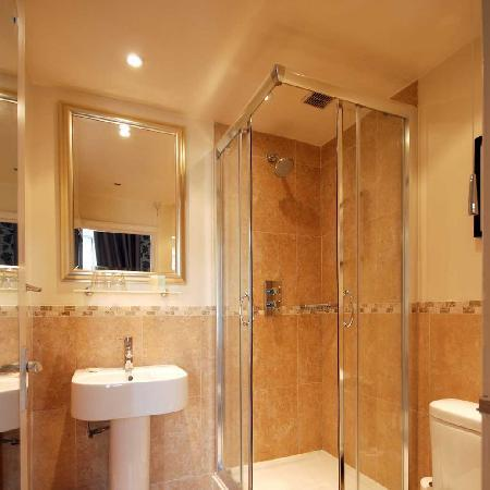 Lime Tree Hotel: Bathroom