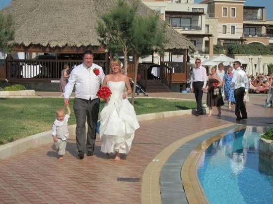 Stella palace analipsi wedding