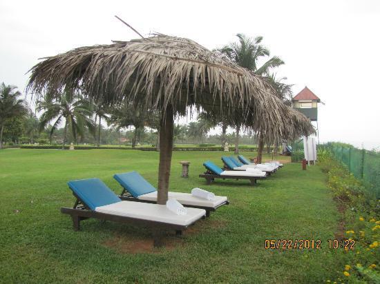 Taj Exotica Resort & Spa Goa: Taj