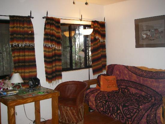 La Rosa de Las Barras: Living Area on Ground Floor