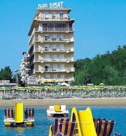 Hotel Diplomat Marine