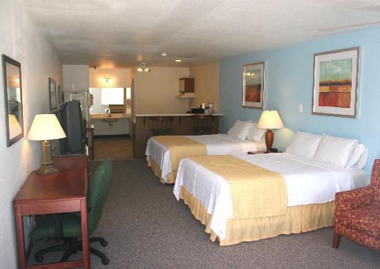 Harbour Inn: Rooms