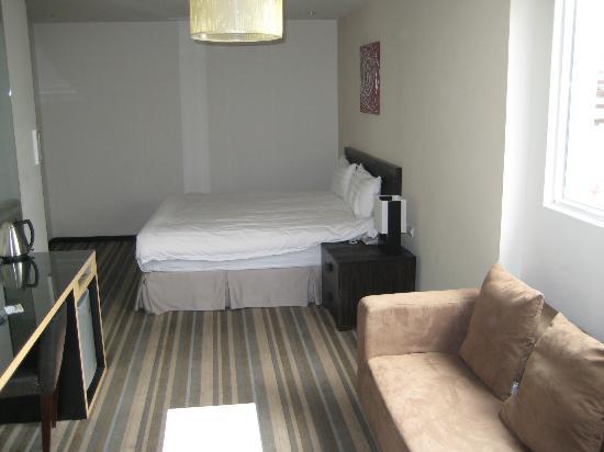 Haifu Hotel and Suites: 海福商務飯店 客室
