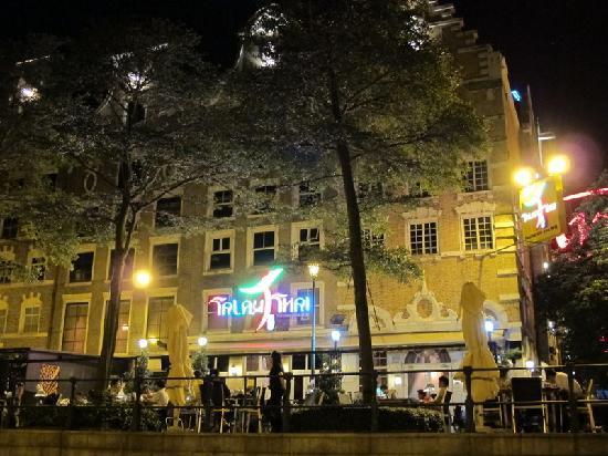 Talay Thai : Talai Thai by night