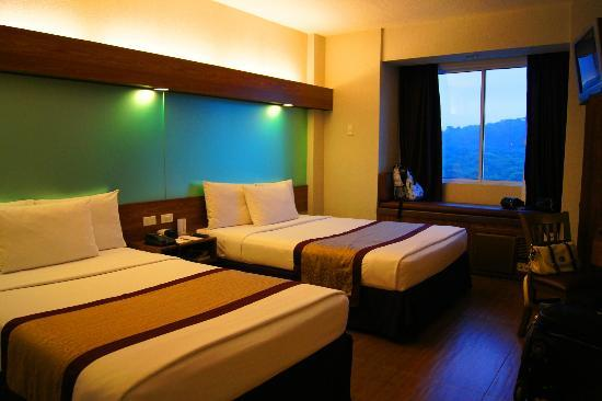 Microtel Inn & Suites by Wyndham Baguio : Room 405