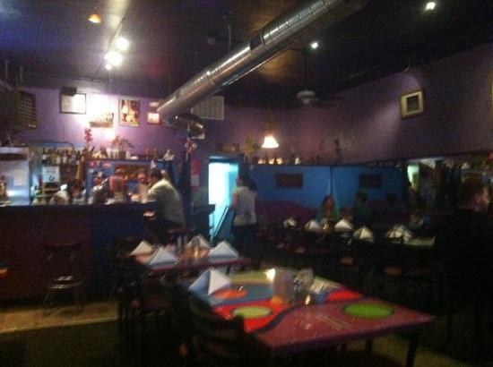 Thai Diner Too: Main Dining Room