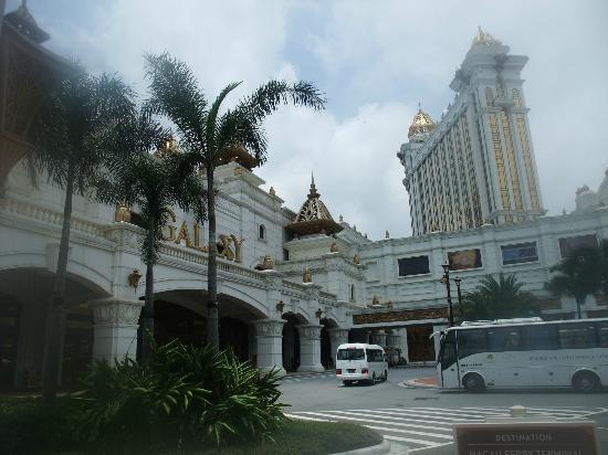 Banyan Tree Macau: GALAXY