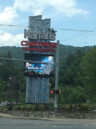 Casino at Harrah's Cherokee: Harrah's