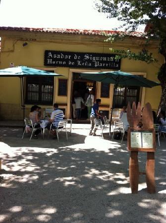 Restaurante Asador de Siguenza: Asador de Siguenza