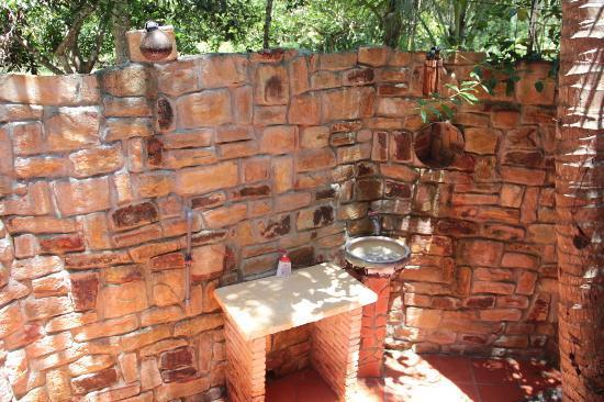 Freedomland Phu Quoc Resort: Il fantastico bagno del Coconut Bungalow