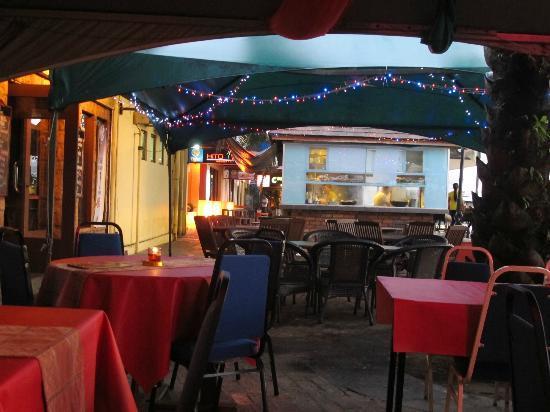 Kohinoor: View of nearby restaurant