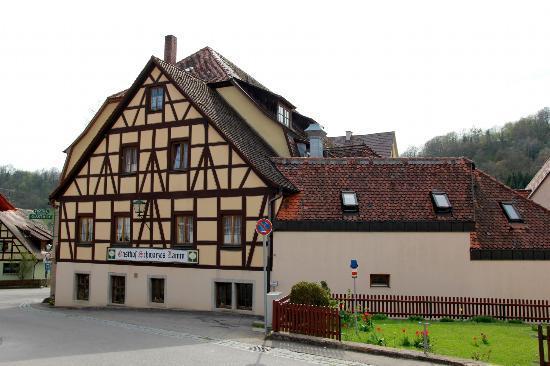 Hotel-Gasthof Schwarzes Lamm : Hotel Schwarzes Lamm, Rothenburg ob der Tauber