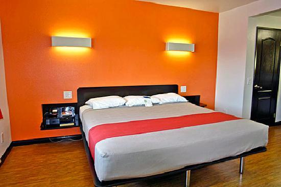 Motel 6 Albany Airport: Guest Room