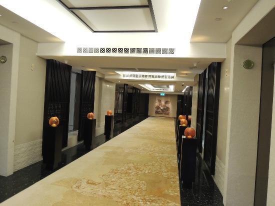 Banyan Tree Macau: 廊下