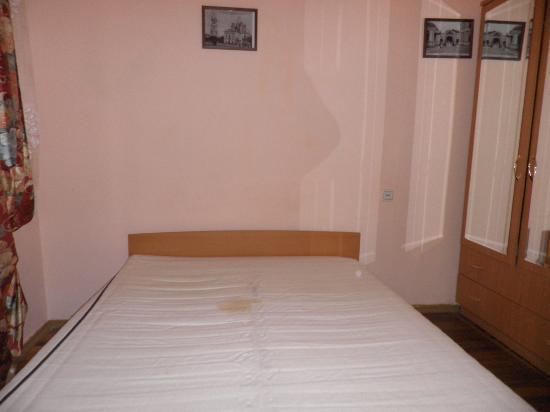 Na Sapyornom: vue d' ensemble du lit