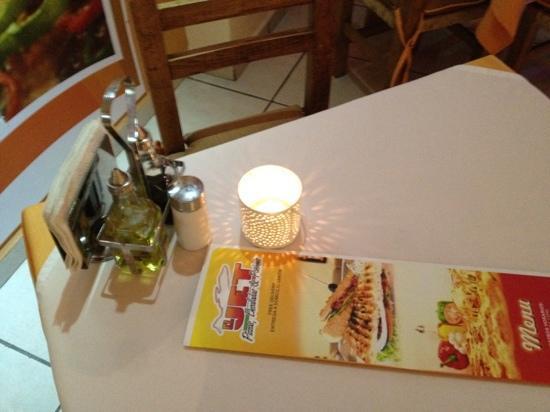 El Jet Pizzas and Coffee Bar: Restaurante Familiar