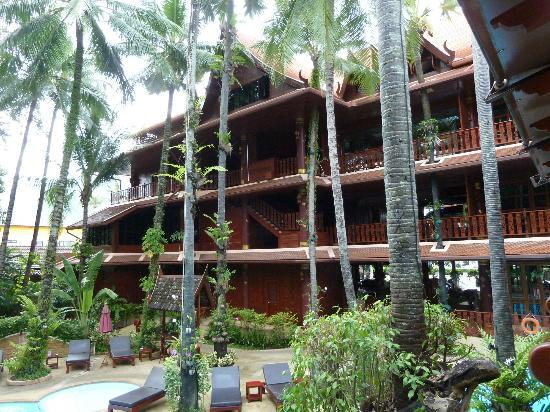 Royal Phawadee Village : hotel