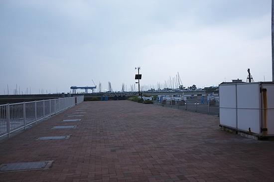 Tsu Yacht Harbor: 高速船乗り場から撮影した一枚