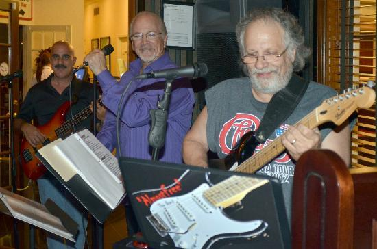"Ramada Vineland Millville Area : A really talented trio called ""AlmostFree"" The Band with Mark Contento."