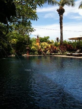 Hotel Tugu Bali : La piscine