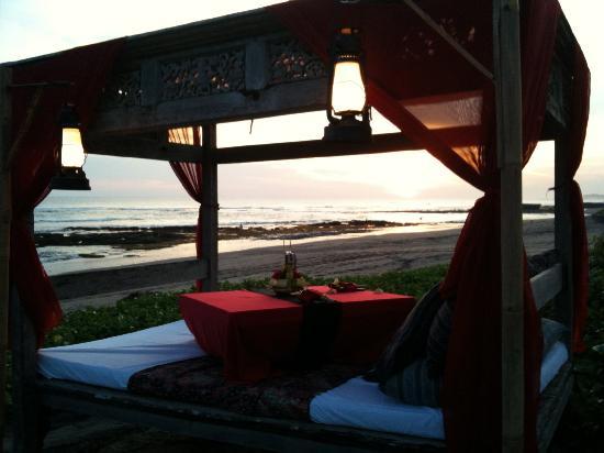 Hotel Tugu Bali : Bale
