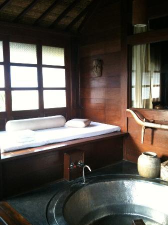 Hotel Tugu Bali : Salle de bains