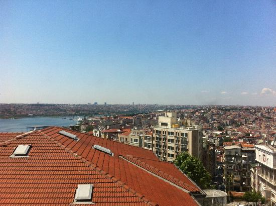 Palazzo Donizetti Hotel: View from Room 504