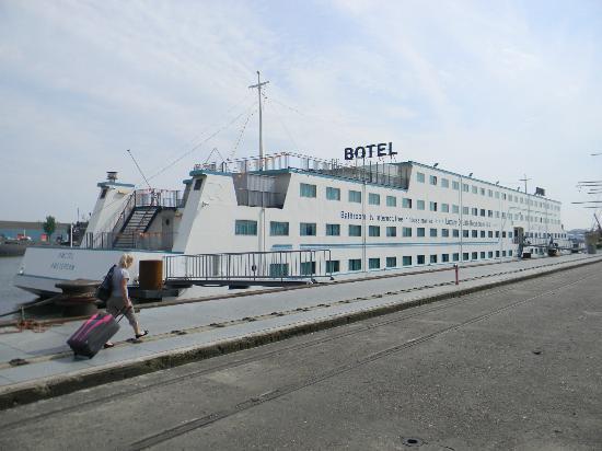 Amstel Botel: hotel