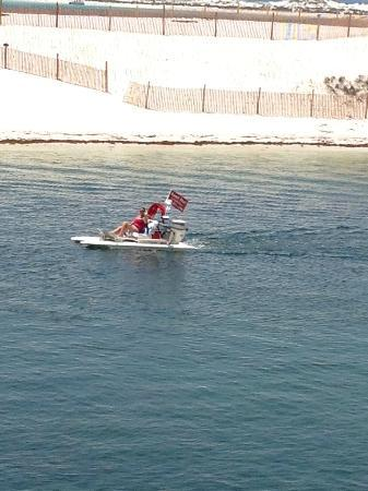 A1 Charters: Passing Tightlines on the Destin Harbor
