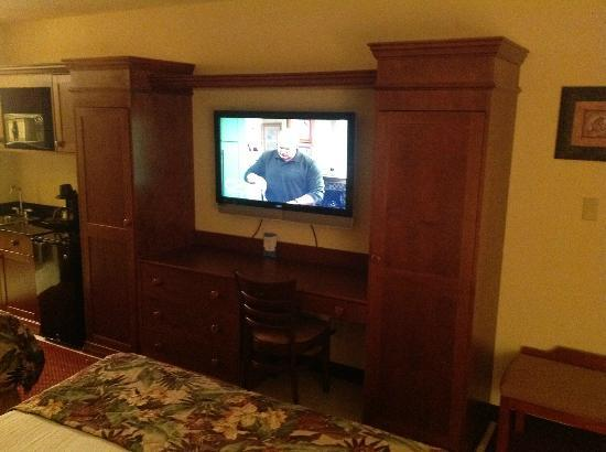 Baymont Inn & Suites Celebration: tele