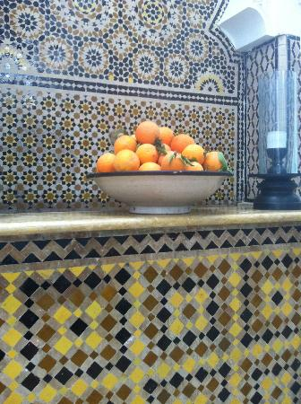 Ryad Dyor: local oranges