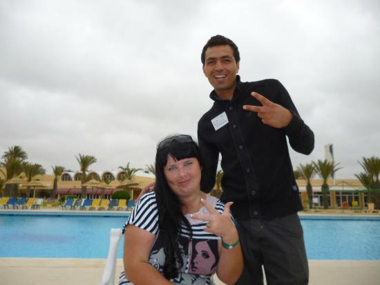 Houda Skanes : Alex и я