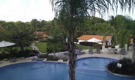 Sugar Cane Club Hotel & Spa: view